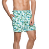 ONDADEMAR MIRAMAR PRINTS SUPER SHORT SWIMSHORT