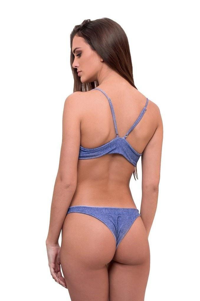dbrie sami bottom in blue jean