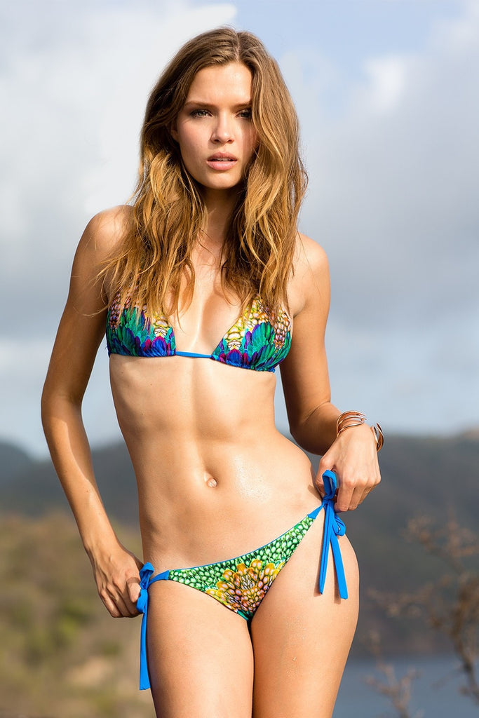 Sauvage Jade Mountain Bikini