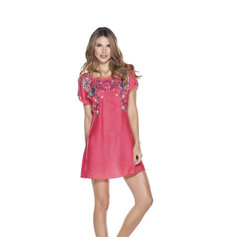 Ondademar Resort Silk Tunic