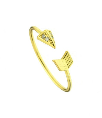 Tai Jewelry Arrow Ring