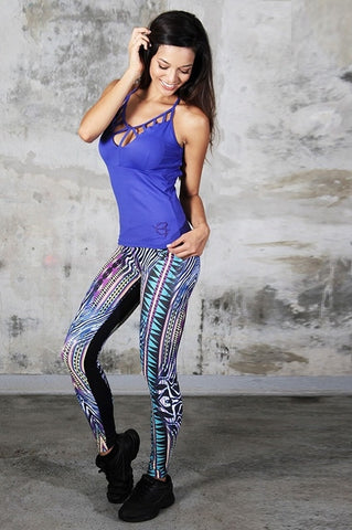 Luxury Tribal Leggings