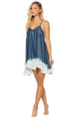 Elodie Sunlight Denim Dress
