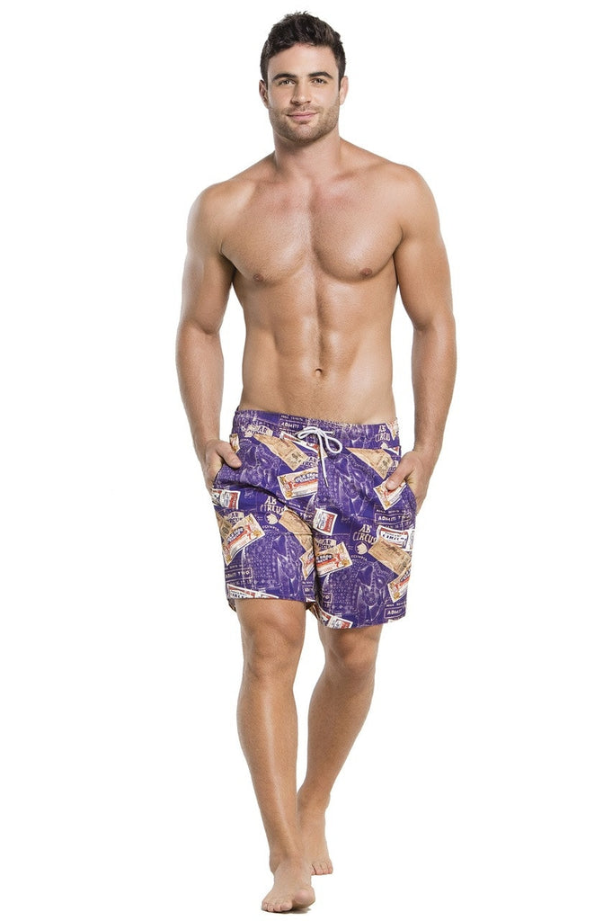 mens swim shorts agua bendita