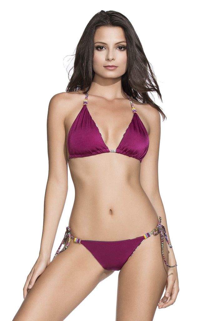 Agua Bendita Collage Bikini