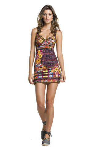 Designer Resortwear Dress