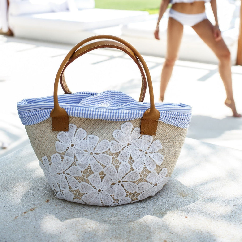 Designer Beach Bag - Bikini Luxe