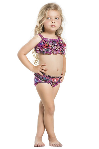 luxury kids bikinis