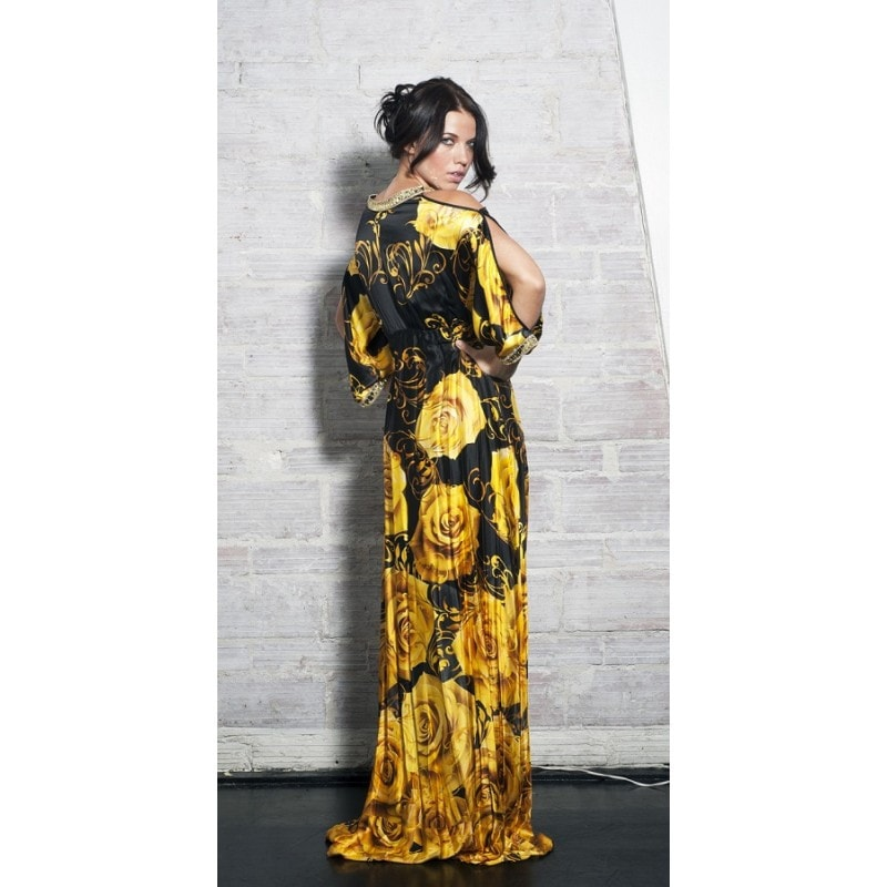 Baccio Couture Ross Luxury Silk Dresses