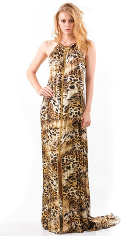 Baccio Couture Marilyn Full Length Dress