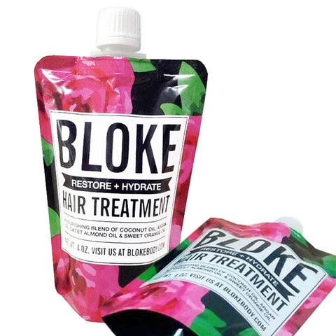 Bloke Body Restore & hydrate hair treatment