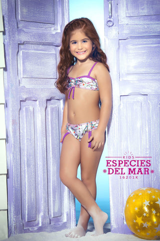 Mar de Rosas Kids Swimwear 2016 collection
