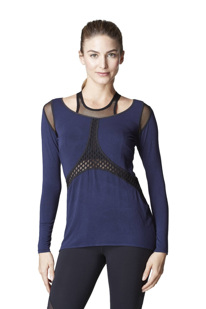 Classy workout top - Michi