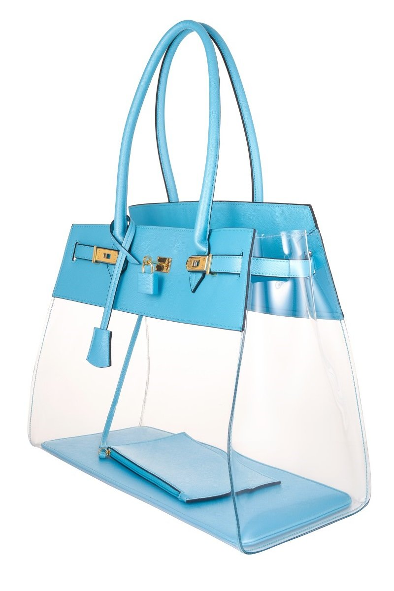 0a8d0170f9 Designer Blue Beach Tote Bag