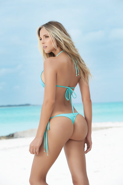 Bahama Breeze Thong Bikini Bottom-7002