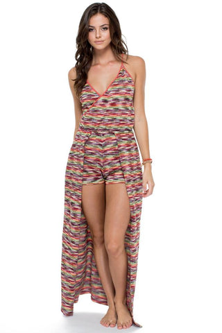 Designer Romper Dress
