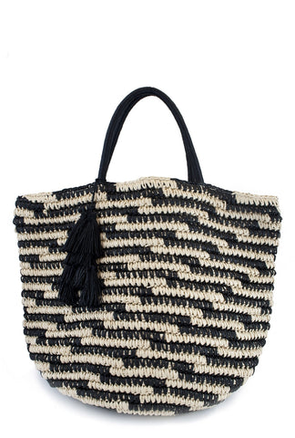 Designer Straw Bag