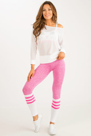 Bombshell Sportswear workout top
