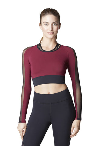 Elegant Activewear Top