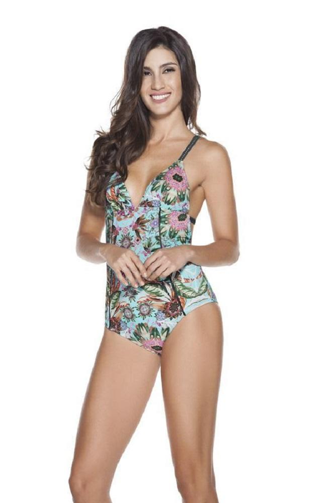 Ondadeemar Amazonia Triangle One Piece