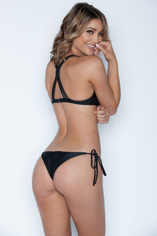 Frankie's Black Marley Bottom