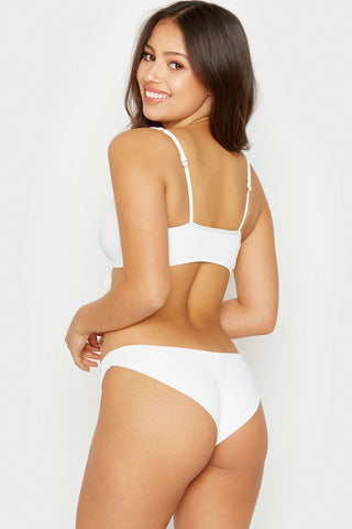 Greer Bottom - White