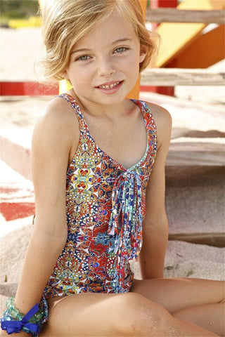 Little Peixoto Hannah - Kids Accented One Piece
