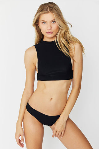 Hanalei Top - Black