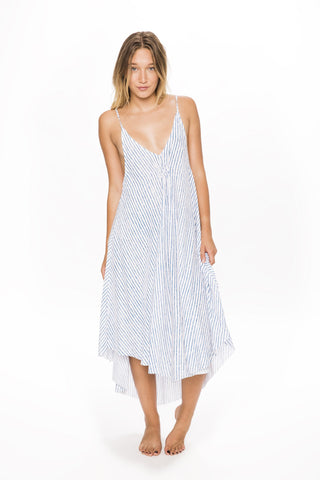 Frankie's Bikinis Hudson Dress - Stripe