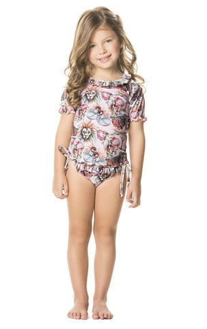 Agua Bendita Hypnotic | Kids Luxury Cover Up