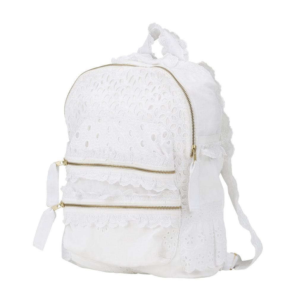 Agua Bendita Lace Backpack