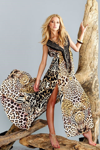 Parides Jaguar Print Safari Collection