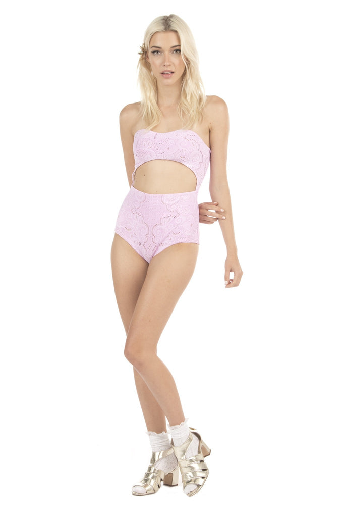 Lolli Girly Girl One Piece -Cotton Candy