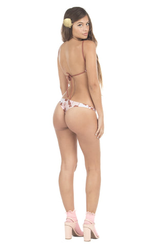 Lolli Swim Love You Bottom - Daisy