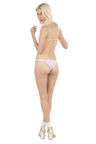 Lolli Swim Love You Bottom - Cotton Candy