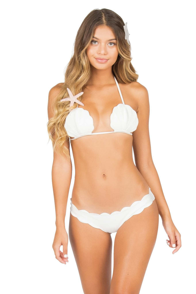 Lolli Pixie Top In Pearl