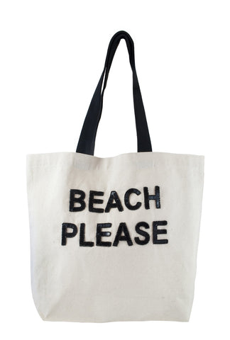Luxury Beach Bag