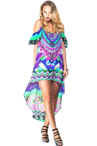 Shahida Parides Silk Dress