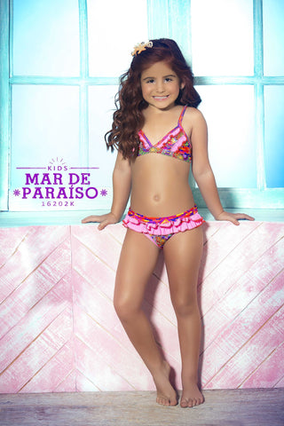 Mar de Rosas Children's Swimwear