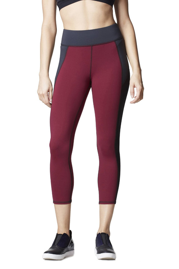 Michi Stardust Crop Legging | Women's Active Wear Leggings