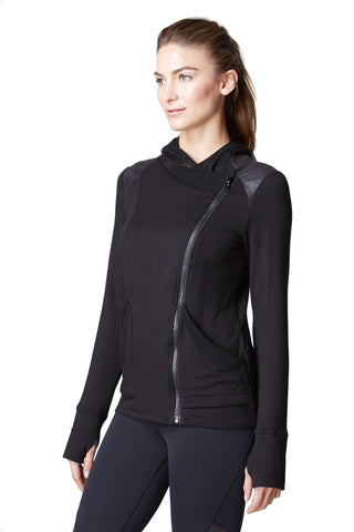Michi Alba Designer Jacket - Black
