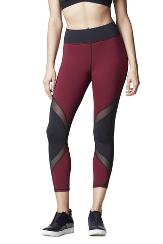 Michi Hydra Crop Legging | Women's Active Wear