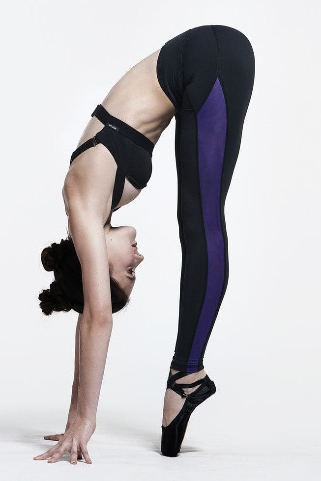 Michi Stardust Leggings | High Performance Active Wear