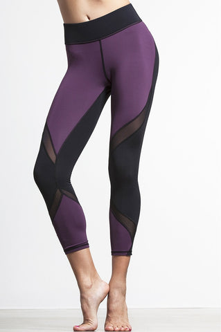Michi Hydra Crop Legging | Women's Designer Leggings