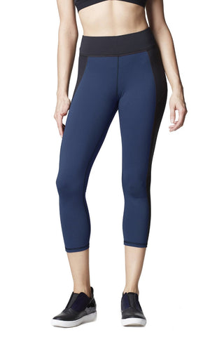 Michi Stardust Crop Legging | Women's Workout Leggings