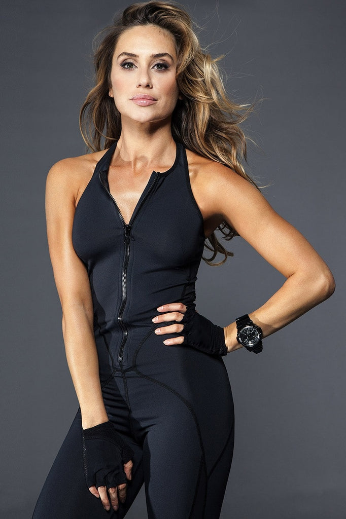 Michi Medusa Jumpsuit - Luxury Sportswear