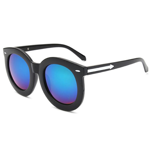 Mirrored Lense Sunglasses