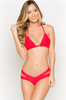 Montce Swim - Red Euro Bikini