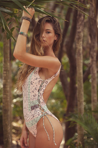 Paisley One Piece