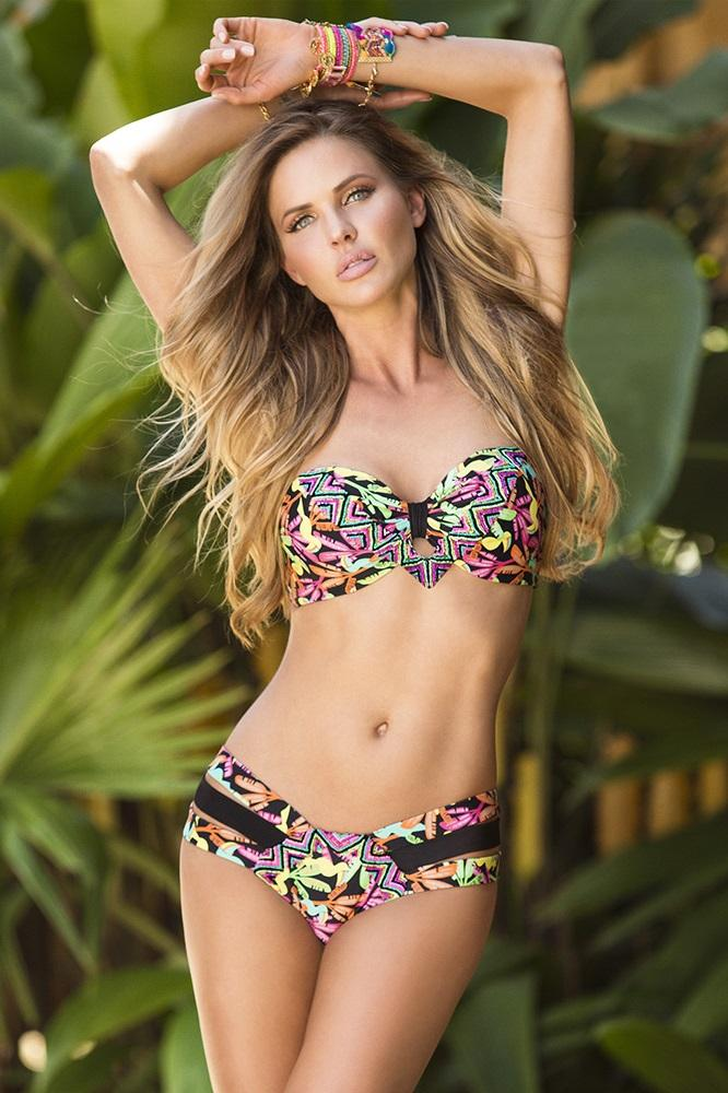 Paradizia Swimwear - Imagine Bandeau Bikini Set